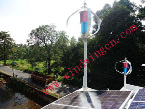 400W Maglev Wind Power Generator for Home Use (Wind Turbine Generator 200W-10KW) pictures & photos