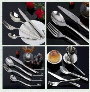 Stainless Steel Flatware Set with High Quality and Low Price pictures & photos