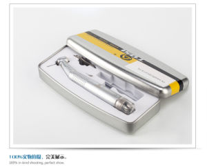 Ce Highspeed Handpiece Dental LED Turbine Triple Spraying, Ceramic German Bearing, Standard/Torque Head (TX-164A) pictures & photos