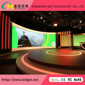 Indoor Full Color HD Digital LED Display Screen (P2.5, P3, P3.91, P4, P4.81, P5, P6) for Rental or Fixed Installation pictures & photos