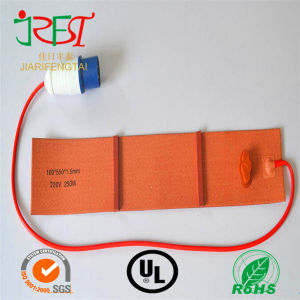 Flexible Silicone Band Heater with Cable PTC Ceramic Heating Element pictures & photos