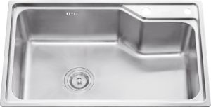 L5307 Stainless Steel Stretching Single Bowl Sink pictures & photos