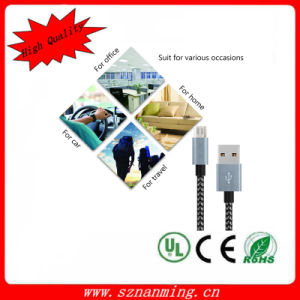 Wholesale Universal Dual USB Charging Cable USB Data Cable pictures & photos
