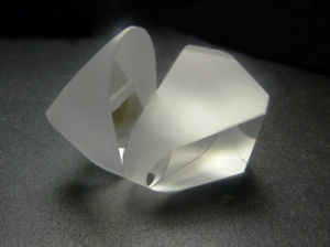Retro-Reflector Fused Silica/Bk7/K9 Corner Cube pictures & photos