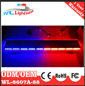 Amber Police Warning Strobe Lightbar for Ambulace Fire Truck pictures & photos