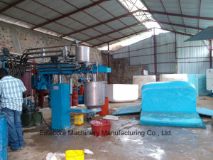 Bed Furniture Sponge Foam Machinery with Batch pictures & photos