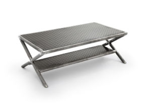 Seamless Steel Coffee Table, Solid Steel Coffee Table, Antique Metal Table T-74 pictures & photos