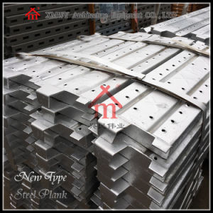 Heavy Loading Q195 Steel Galvanized Planks for Working Platform