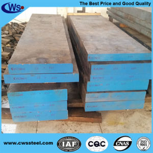 Round Bars Cold Work Steel Mould Steel (D6/1.2436/Cr12) pictures & photos