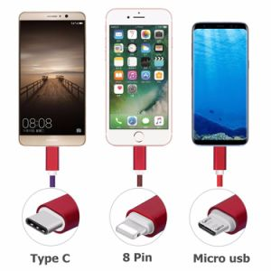 Magical Thermal Temperature Color Changed Heat Sensitive Charging USB Cable pictures & photos