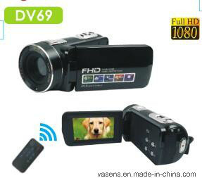 Factory Sport DV Digital Camera 24MP 18X Zoom Smart Camcorder pictures & photos