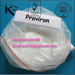 Raw Powder Mesterolones Proviron (CAS: 1424-00-6) for Male Enhancement pictures & photos