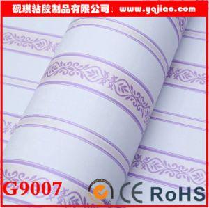 Purple Romantic Classic PVC Self Adhesive Wallpaper pictures & photos