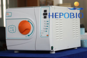 Ce Certificated Medical Products Dental Autoclave 23L High End Pulse Vacuum Sterilizer Machine for Clinic pictures & photos
