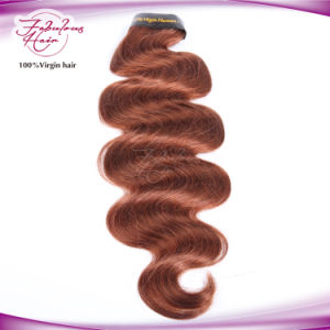 Color Body Wave Peruvian Remy Hair Extension #33 Hair pictures & photos