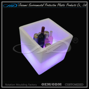 Remote Control LED Color Changing Light Ice Bucket pictures & photos