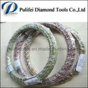 Granite Diamond Wire Saw Stone Quarry Profiling Cutting Rope pictures & photos