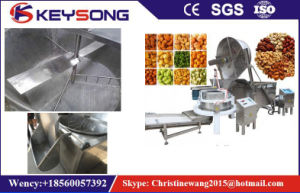 Automatic Snack Batch Food Frying Machine pictures & photos