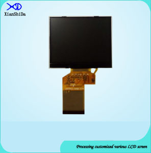 3.5 Inch LCD Screen with 430 CD/M2 Brightness pictures & photos