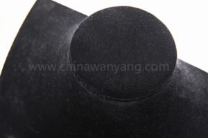 Wholesale Velvet Black Display Stand for Jewelry pictures & photos