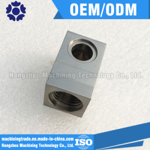 Custom OEM Precision CNC Machining Parts Turning, Milling, Drilling, Tapping, pictures & photos