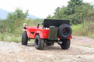 Red Color Land Cruiser 110cc 125cc 150cc 200cc ATV pictures & photos