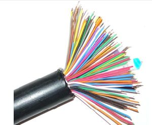 Kvvp2 PVC Insulated PVC Jacket Copper Tape Screen Control Cable pictures & photos