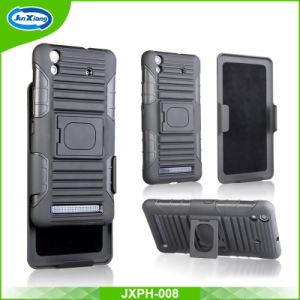 Factroy Price for Heavy Duty 3 in 1 Rugged Shockproof Armor Phone Case for M4 Ss4451 pictures & photos