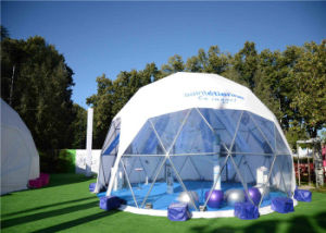 Visually Striking Marquee Geodesic Dome Tent for Exhibition pictures & photos