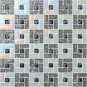 High Quality of Glass Mosaic Tile with ISO9001 (TB1214) pictures & photos