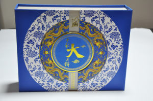 Paper Gift Box for Cake, Moon Cake, Food Packaging Box pictures & photos