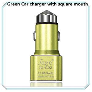 Promotional Customized Mini Universal USB Car Charger 5V 2.1A
