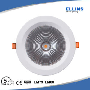 Die-Casting IP44 CREE COB LED Downlight 10W Dimmable pictures & photos