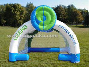 Inflatable Geer Tent for Advertising/Inflatable Advertising Tent