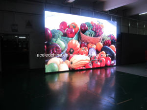 Cost-Effective Slim Rental Curved P3.9 Indoor LED Display Screen pictures & photos