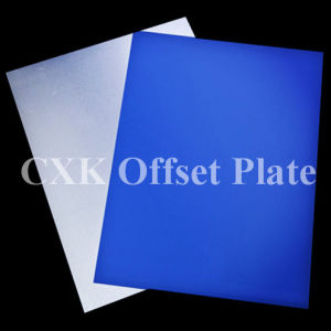 Cxk Offset Printing Machine 4 Color Thermal CTP Plate pictures & photos