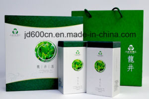 OEM Paper Box/Gift Box/Packaging Box/Tea Box Jd-Tb021 with Hand Bag pictures & photos