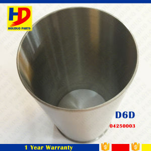 Diesel Engine Parts Ec210b D6d D7d D12dcylinder Liner for Volvo (04284602) pictures & photos