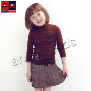 Kids Cotton Wool Short Skirt for Winter pictures & photos