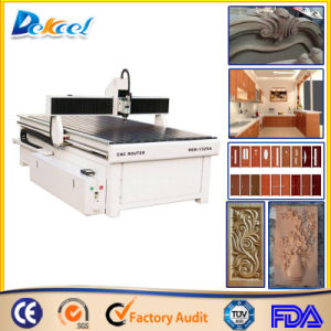 Customized 3D CNC Router Wood Door Furniture Cabinet 1325 Sale pictures & photos