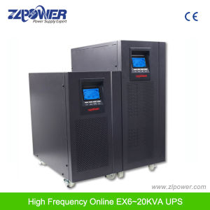 on-Line Type and Overcurrent Protection High Frequency Pure Sine Wave 1-10kVA Online UPS pictures & photos