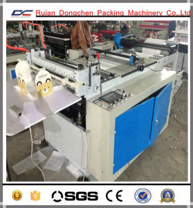 Computerized Paper Roll, Pet PE, BOPP Film Sheeting Machine (DC-HQ)
