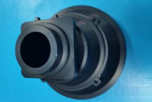 Machined Part with Complex Structure and Tight Tolerance CNC Turning Plus Milling pictures & photos