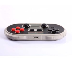 8bitdo Nes30 PRO Wireless Gamepad Bluetooth/USB Connect Controller pictures & photos