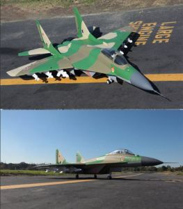 Big RC Airplane MIG-29 with Night LED Light pictures & photos