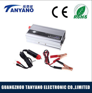 Tanyano 1200W AC220V Car Power Inverter with USB pictures & photos