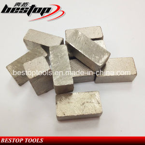 Hot Sale Diamond Segment for Cutting Soft Marble pictures & photos