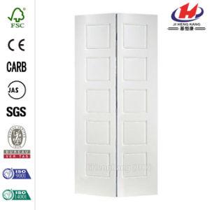 6 Panel Bi-Folding Bi Fold Interior Folding Door pictures & photos