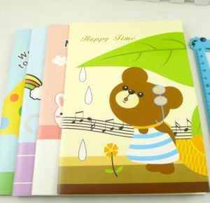 Personalized Journal Composition Book, A6 Size Notebook pictures & photos