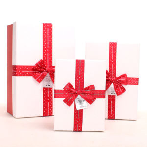 All Sizes Fancy Gift Packaging Box Paper Gift Box Printing pictures & photos